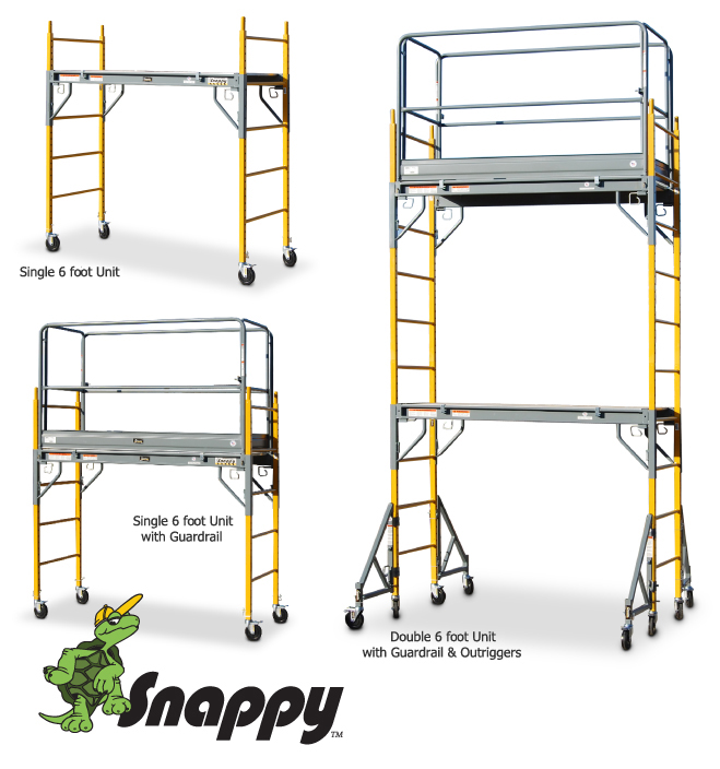 Snappy Utility Scaffold